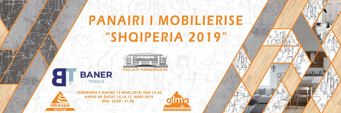 International Fair of Furniture Albania 2019
